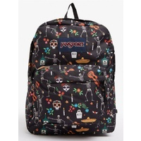 JANSPORT SUPERBREAK DAY OF THE DEAD BACKPACK BAG NEW FREE POST AUST SELLER