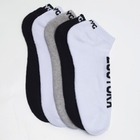 ZOO YORK SOCKS STREET ANKLE 5 PACK ASSORTED SKATE SURF FREE POSTAGE AUSTRALIAN