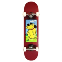 "ALMOST SKATEBOARDS COMPLETE MUTLEY 7.0"" SKATEBOARD DECK FREE POSTAGE"