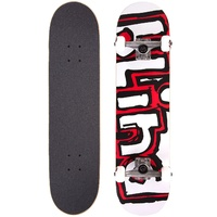 BLIND SKATEBOARD COMPLETE MATTE OG LOGO WHITE RED AUST SELLER skate new