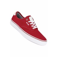VANS SHOES CHIMA FERGUSON RED DAHILA WAXED CANVAS SKATE NEW AUST SELLER