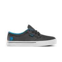 ETNIES SHOES KIDS JAMESON 2 ECO DARK GREY BLUE AUSTRALIAN SELLER FREE POSTAGE