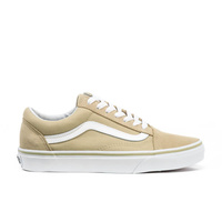 VANS SHOES OLD SKOOL PALE KHAKI TRUE WHITE SHOES NEW AUSTRALIAN SELLER old school