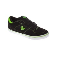 VOX TROOPER BLACK / GREEN / WHITE SHOES RELIEF AUSTRALIAN SELLER SHOE