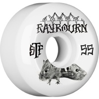 BONES WHEELS 55MM V5 STF RAYBOURN CHOOSE  STREETTECH  FORMULA SKATEBOARD WHEELS