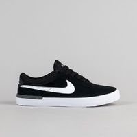 NIKE SB KOSTON HYPERVULC BLACK WHITE DARK GREY SKATEBOARD AUSTRALIAN SELLER