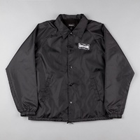BRIXTON RAMSEY COACH JACKET BLACK NEW FREE POSTAGE AUSTRALIAN SELLER
