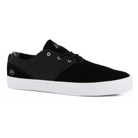 ES SHOES ACCENT BLACK / WHITE KINGPIN SHOE NEW FREE POSTAGE AUST SELLER