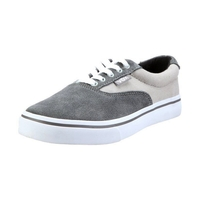 VOX SHOES SAVEY GREY LIGHT GREY SKATE SKATEBOARD FREE POST NEW