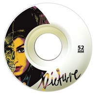 PICTURE SKATEBOARD WHEELS 52MM WINEHOUSE SERIES 4 PACK FREE POST AUST SELLER