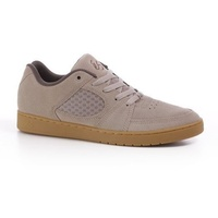 Es Accel Slim TAN / GUM SHOES ES AUST SELLER FREE POST SKATEBOARD SKATE KINGPIN