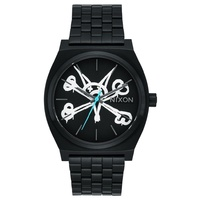 NIXON TIME TELLER VATO RAT / BLACK BONES POWELL PERALTA WATCH NEW FREE POST AUST