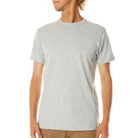 VOLCOM STONE SOLID SHORT SLEEVE TEE GREY AUSTRLIAN SELLER FREE POSTAGE KINGPIN