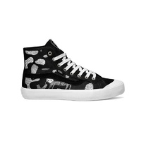 VANS BLACK BALL HI SF DANE REYNOLDS BLACK SHOES ON SALE FREE POSTAGE