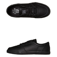 GLOBE SHOES BANSHEE BLACK LEATHER SCHOOL WORK AUSTRALIAN SELLER FREE POSTAGE