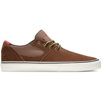 ES ACCEL SQ BROWN TAN SHOES NEW FREE POSTAGE AUSTRALIAN SELLER KINGPINSTORE