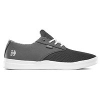ETNIES SHOES JAMESON SC DARK GREY WHITE SKATEBOARD AUSTRALIAN FREE POSTAGE