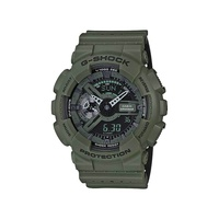 CASIO G-SHOCK WATCH DUO PUNCHING PATT AUST SELLER GA110LP-3A WATCHES