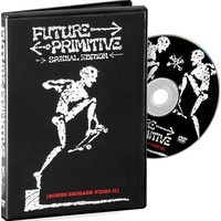 POWELL PERALTA FUTURE PRIMITIVE DVD BONES BRIGADE VIDEO 2 FREE POST AUSTRALIAN