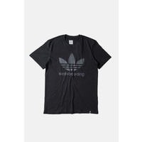 ADIDAS CLIMA 3.O TEE BLACK CARBON BK1424 NEW T-SHIRT SKATEBOARDING ORIGINALS