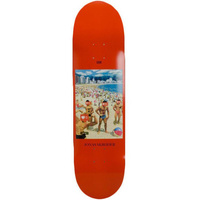 "SOUR SKATEBOARDS 8.38"" JONAS SKRODER BEACH DECK FREE POSTAGE AUST SELLER"