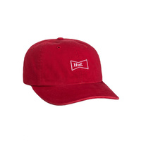 HUF DRINK UP 6 PANEL CAP HAT RED FREE POSTAGE AUSTRALIAN SELLER