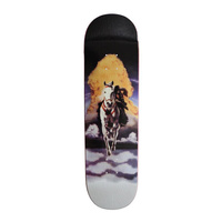 "FUCKING AWESOME 8.25"" CHILDREN OF A LESSER GOD SKATEBOARD DECK AUS FREE POST"