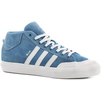 ADIDAS MATCHCOURT MID MJ CAROLINA BLUE SKATEBOARD SHOES AUST SELLER FREE POST