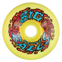 SANTA CRUZ WHEELS SLIME BIGBALLS 65MM 97A YELLOW SKATEBOARD FREE POSTAGE KINGPIN