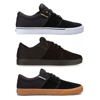 SUPRA STACKS II SKATEBOARD SHOES FREE POSTAGE AUSTRALIAN SELLER