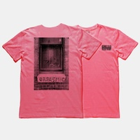 PASSPORT TEE RENNIE ELLIS AUSTRALIAN GRAFFITI CORAL FREE POST KINGPINSTORE