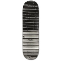 "HOTEL BLUE SKATEBOARD DECK ROLLER DOOR 8.2"" KONY DECKS"