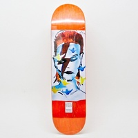 Prime skateboard artwork by Mark Gonzales for Jason Lee SKATE DECK