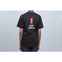 HUF ULTRA TEE BLACK T-SHIRTS SKATE NEW FREE POST AUST SELLER KINGPINSTORE