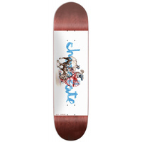 "CHOCOLATE Skateboard MARC JOHNSON 8.125"" TRADICIONES DECK SKATE SKATES"