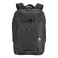 NIXON DEL MAR BACKPACK II ALL BLACK  SUPPLY BACK PACKS BAGS BAG AUST SELLER