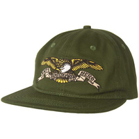 Anti Hero Skateboards Green Snap Back Eagle 6 Panel Hat New Cap Free Post Aus