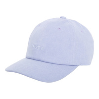 RVCA TONALLY DAD CAP DUSTY BLUE CAP SNAP BACK RUCA HAT CAP SNAPBACK NEW YUPOONG