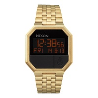 NIXON RE-RUN All GOLD WATCH NEW FREE POST AUST SELLER A158 897-00 WATCH