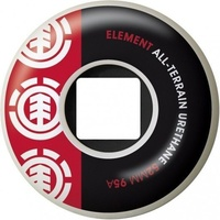 ELEMENT SKATEBOARD WHEELS SECTION 52MM 95A 4 PACK FREE POSTAGE AUSTRALIAN SELLER
