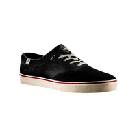 EMERICA SHOES REYNOLDS CRUISERS X ALTAMONT BLACK/TAN SKATEBOARD KINGPIN STORE