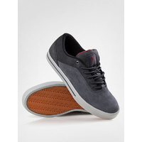 EMERICA SHOES G-CODE!!! GREY/BLACK SKATE SKATEBOARD KINGPIN STORE