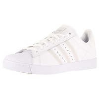 ADIDAS ORIGINALS SUPERSTAR VULC SHOES WHITE WHITE SILVER F37463 AUST SELLER SHOE