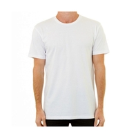 AS COLOUR T-SHIRT STAPLE TEE PLAIN WHITE NEW MENS AUSTRALIAN SELLER KINGPIN