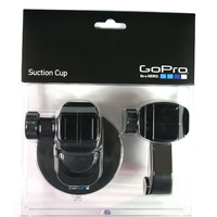 New Genuine GoPro Suction Cup Mount Go Pro Hero 4, 3+, 3, HERO AUST SELLER