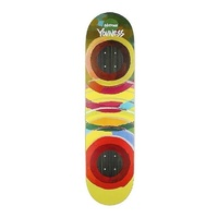 "ALMOST Skateboard Youness Amrani 8.00"" DECK IMPACT PLUS FREE GRIP BRIAN LOTTI"