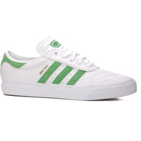 ADIDAS ADI EASE PREMIERE AWAY DAYS WHITE GREEN FREE POSTAGE AUSTRALIAN SELLER