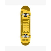 "ANTI HERO COMPLETE SKATEBOARD ITS THE WOOD 7.5"" FREE POST AUST SELLER NEW"