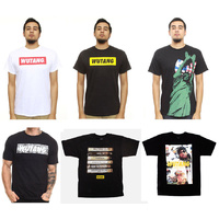 WU TANG BRAND LIMITED TEES ASSORTED T-SHIRT FREE POSTAGE AUSTRALIAN SELLER