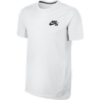 NIKE SB CUT TEE WHITE AUS SELLER SKATE SKATEBOARD T-SHIRT TSHIRT NEW 806065